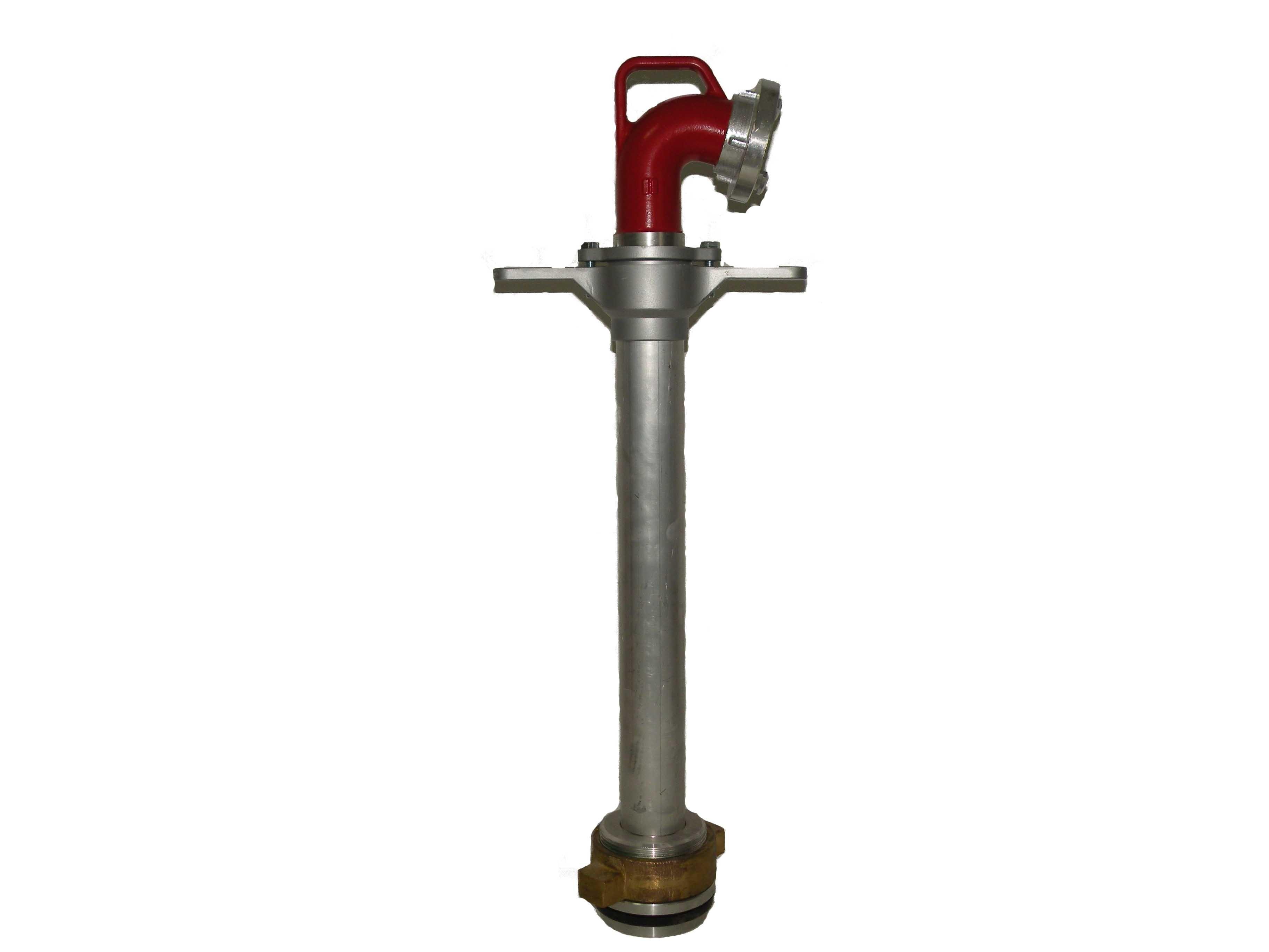 Hidrant Portative DN 100, iesire 1 x B