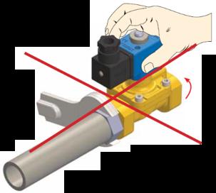 SMS Tork Instructiuni Montaj Ventile electromagnetice 2
