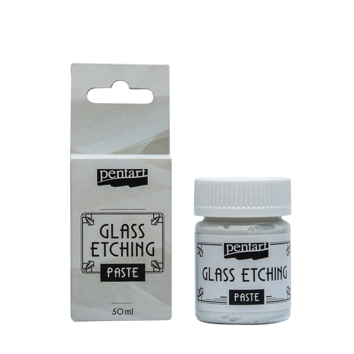 Gel marcare oglinzi - 50 ML Glass Etching